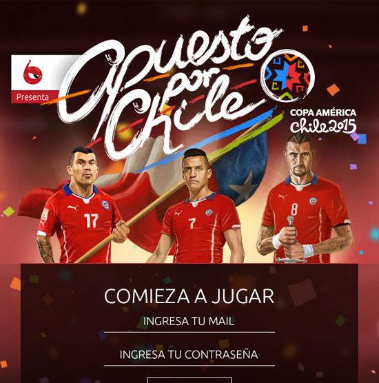 Apuesto por Chile